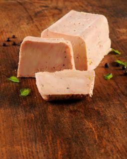 Terrines, pâtés, rillettes et foies gras
