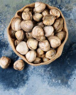 Coquillages, crustacés et œufs de poisson